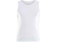 Craft Essential Singlet Herren Laufshirt - XXL white