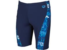 Arena Evolution Jammer Badehose - 7 navy/pix blue