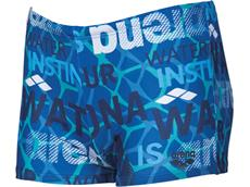 Arena Evolution Jungen Short Badehose - 164 pix blue