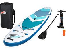 F2 I-Sup Breeze 10,5 Board Set mit Paddel white/blue