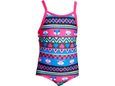 Funkita Miss Foxy Toddler Girls Badeanzug