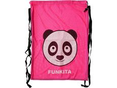 Funkita Mesh Gear Bag Tasche Aqua Panda