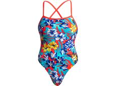 Funkita Aloha From Hawaii Ladies Badeanzug Cut Away