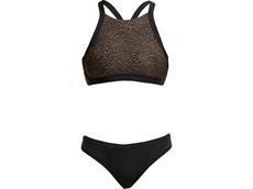 Funkita Leather Skin Ladies Schwimmbikini Hi Light Swim Top + Sports Brief