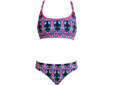 Funkita Fairy Flight Ladies Schwimmbikini Eco Sports Top + Sports  Brief