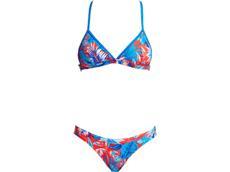 Funkita Eco Trop Shop Ladies Schwimmbikini Tri Top + Hipster Brief