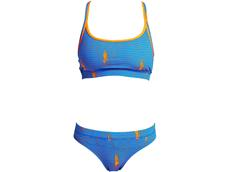 Funkita Ocean Swim Ladies Schwimmbikini Sports Top + Sports Brief
