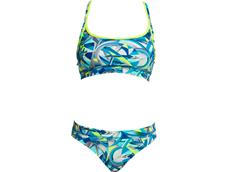 Funkita Concordia Ladies Schwimmbikini Sports Top + Sports  Brief