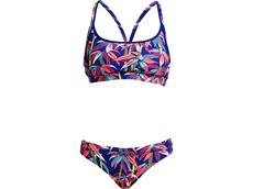 Funkita BamBamBoo Ladies Schwimmbikini Sports Top + Sports Brief