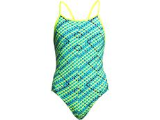 Funkita Celcius Girls Badeanzug Diamond Back