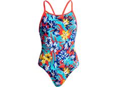 Funkita Aloha from Hawaii Girls Badeanzug Diamond Back