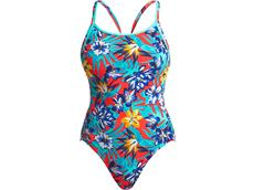 Funkita Aloha From Hawaii Ladies Badeanzug Diamond Back