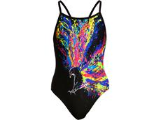 Funkita Wing Attack Girls Badeanzug Single Strap