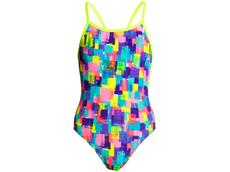 Funkita Madam Monet Girls Badeanzug Single Strap
