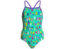 Funkita Popsicle Parade Girls Badeanzug Cross Back - 176 (14)