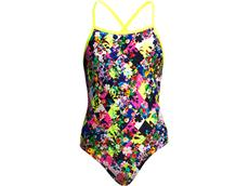 Funkita Princess Cut Girls Badeanzug Strapped In