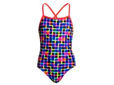 Funkita Inked Girls Badeanzug Strapped In