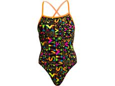 Funkita Night Swim Ladies Badeanzug Strapped In - 34 (8)
