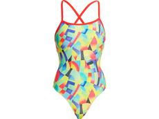 Funkita Point Break Ladies Badeanzug Strapped In