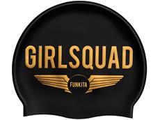 Funkita Girl Squad Silikon Badekappe