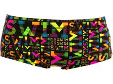 Funky Trunks Night Swim Boys Badehose Classic Trunks