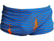 Funky Trunks Ocean Swim Toddler Badehose Printed Trunks