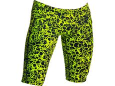 Funky Trunks Coral Gold  Boys Jammer