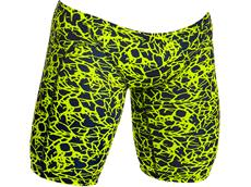 Funky Trunks Coral Gold Mens Jammer