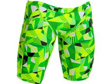 Funky Trunks Go Ballistic Mens Jammer