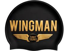 Funky Trunks Wingman Silikon Badekappe