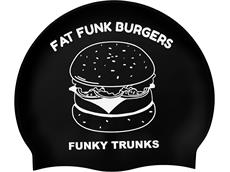 Funky Trunks Fat Funk Silikon Badekappe