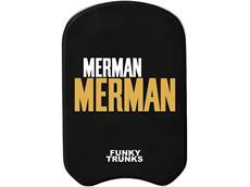 Funky Trunks Kickboard Schwimmbrett Golden Merman