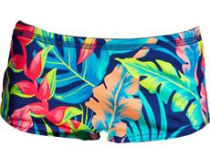 Funky Trunks Palm Off Toddler Badehose Eco Printed Trunks