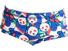 Funky Trunks Eco Pandamania Toddler Badehose Printed Trunks