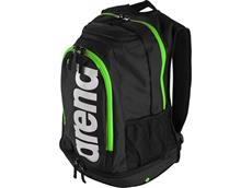 Arena Fastpack Core Rucksack 37x25x50 cm - black/fluo green/white