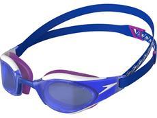 Speedo Fastskin Hyper Elite Schwimmbrille blue/diva/white
