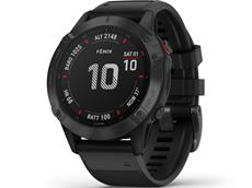 Garmin Fenix 6 Pro GPS Multisportuhr schwarz