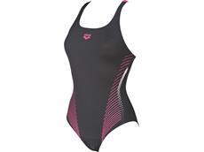 Arena Fluids Badeanzug Swim Pro Back