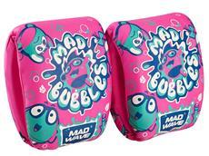 Mad Wave Foam Schwimmflügel Schwimmhilfe pink 2-6 Jahre