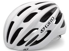 Giro Foray 2019 Helm - M matte white/silver