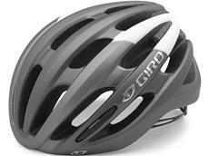 Giro Foray 2019 Helm - M matte titanium/white