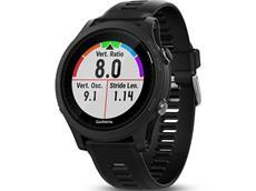 Garmin Forerunner 945 GPS Triathlonuhr schwarz