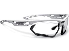 Rudy Project Fotonyk Brille white gloss/ bumpers black - impactX® 2 black