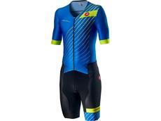 Castelli Free Sanremo Tri Suit Einteiler short sleeve SS