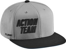 Cube Freeride Junior Cap X Actionteam grey'n'black