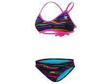TYR Fresno Schwimmbikini Mojave Tieback Top + Mini Bikini Bottom