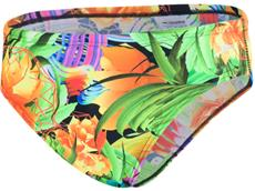Speedo Funkburst Flipturns Print Badehose Brief 5 cm - Endurance+