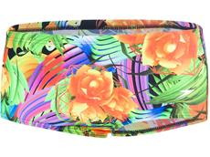 Speedo Funkburst Flipturns Print Badehose Brief 14 cm - Endurance+