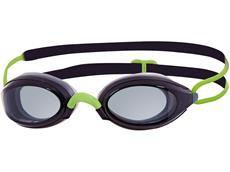 Zoggs Fusion Air Schwimmbrille black-green/smoke