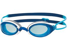 Zoggs Fusion Air Schwimmbrille navy-blue/tinted blue